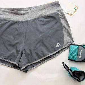 NWT Reebok Running Shorts